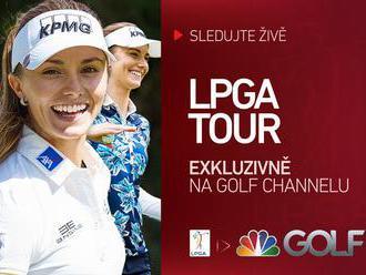 Golf Channel odvysílá v Česku exkluzivně golfovou LPGA Tour s Klárou Spilkovou