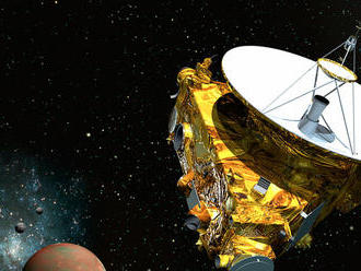 Americká sonda New Horizons preletela okolo telesa vzdialeného 6,5 miliardy kilometrov