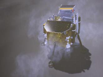 Spojenie čínskej lunárnej sondy so Zemou zaisťuje družica, ktorá obieha okolo Mesiaca