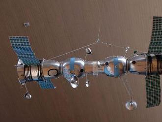 Pred 50 rokmi ZSSR prvýkrát úspešne spojil vesmírne lode s posádkou
