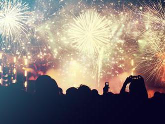 Trnavčania privítali nový rok len ohňostrojom, chýbal program i občerstvenie