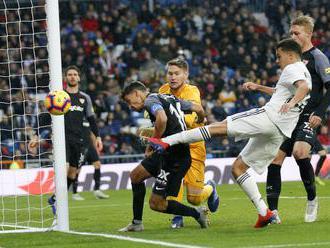 Real Madrid jasne zdolal FC Sevilla, Celta Vigo s Lobotkom neudržala náskok a prehrala