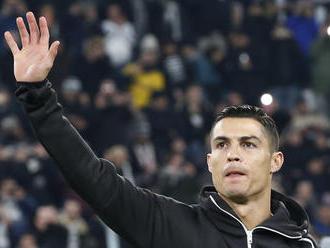 Kauza Ronaldovho znásilnenia ožíva, americkí vyšetrovatelia žiadajú jeho DNA