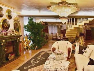 Čo hovoria architekti o pompéznom interiéri u Rezešovcov? Vkus nekúpite za žiadne peniaze