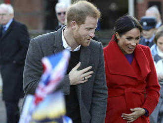 Vojvodkyňa Meghan sa preriekla! Prezradila, kedy má termín pôrodu
