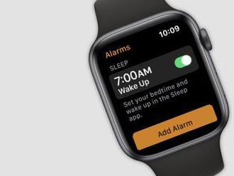 Aplikácia Sleep je v App Store. Zatiaľ iba na obrázkoch.