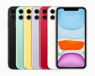 Produkcia iPhone 11 navýšená o 10%