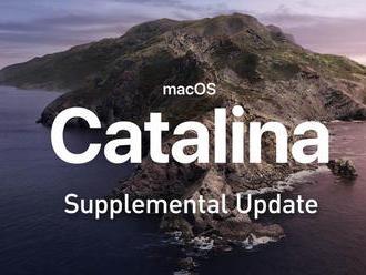 Catalina prichádza s opravami v novom update