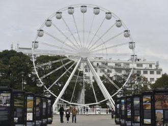 Vyhlídkové kolo nabízí pohled na Brno s historickými informacemi