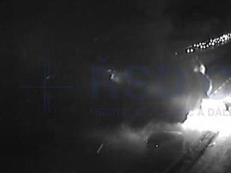 Na 49.kilometr dálnice D1 vyjely složky IZS kvážné nehodě několika osobních vozidel a cisterny.…
