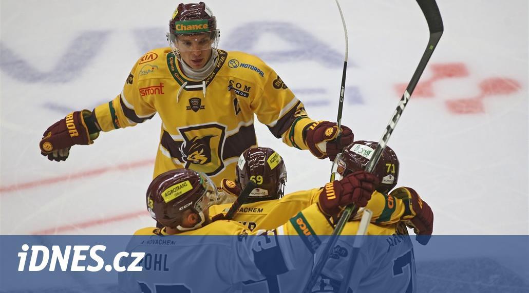 První liga: Chomutov hraje s Porubou, Jihlava a Budějovice bojují doma