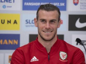 ME: Wales prišiel bez Ramseyho, Bale chce z Trnavy tri body