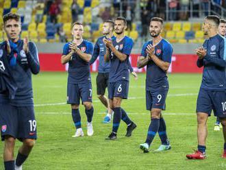 ME21: Slováci majú prvé body vďaka výhre v Lichtenštajnsku