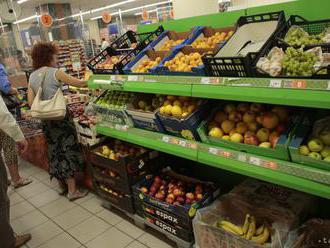 Viac ako polovica potravín neobsahovala stopy po pesticídoch