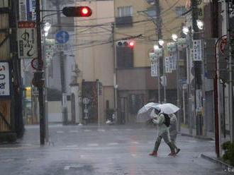 Tajfún Hagibis zasiahol oblasť Tokia