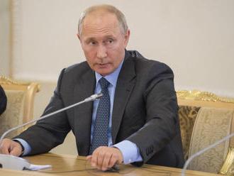Putin: Sýria sa musí zbaviť zahraničnej vojenskej prítomnosti