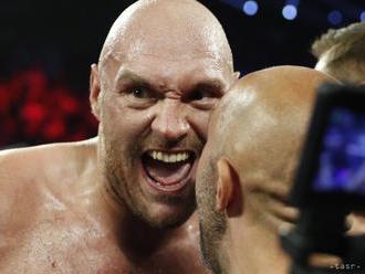 Tyson Fury si vyskúša WWE, vyzve Strowmana