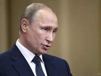 Putin: Treba zabrániť teroristom zneužiť akcie Turkov v Sýrii