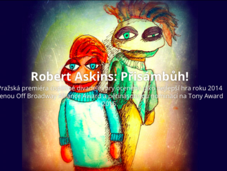 Robert Askins: Přisámbůh!