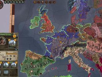 Crusader Kings III vyjde příští rok