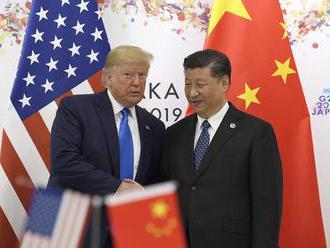 Čína a USA dosiahli prelom v rokovaniach o obchodnej dohode