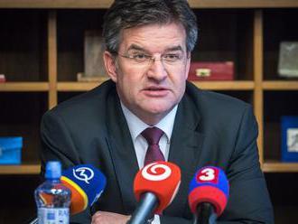 Lajčák si myslí, že Brusel by mal vypracovať nové stratégie a jasne zadefinovať svoje geopolitické p