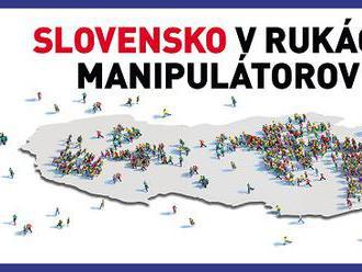 Roman Stopka: Slovensko je v rukách manipulátorov