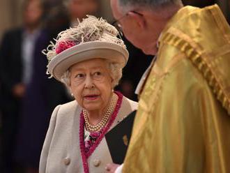 Britská kráľovná Alžbeta si pripomenula 750. výročie Westminsterského opátstva