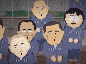 Čína cenzuruje seriál South Park. Jeden z dílů kritizuje podmínky v tamních vězeních