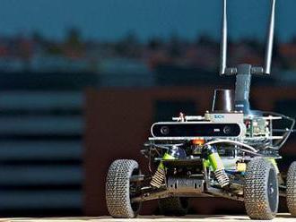 ČVUT opět uspělo ve světovém klání robotů, nyní s autonomní formulí v New Yorku