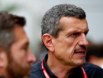 Steiner možná připraví Haas o body