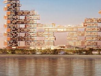 Dubaj otevře hotel za 30 miliard. Vypadá jako branka z famfrpálu z Harryho Pottera