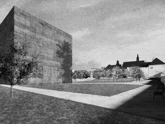 Student navrhl nové divadlo v Jindřichově Hradci. Vyhrál soutěž a 25 tisíc korun