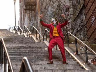 Tančící Joker je hit, lidé se fotí na schodech z filmu na Instagram. Místním to vadí