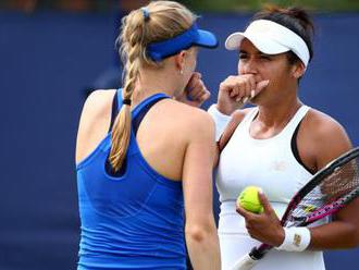 Tianjin Open: Britain's Heather Watson and Harriet Dart lose women's doubles in China