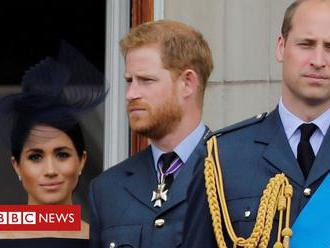 Prince William 'worried' about Harry after ITV interview