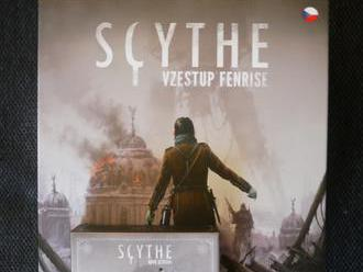 Dvě rozšíření pro Scythe: Nová setkání a Vzestup Fenrise - recenze