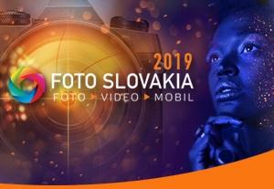Pozývame vás na výstavu FOTO SLOVAKIA 2019