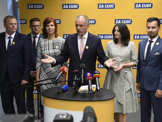 Kiska a PS-Spolu trojkoalíciu nevytvoria. Uzatvorili však inú dohodu