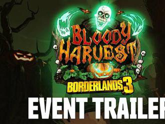 Video : Borderlands 3 dostáva Bloody Harvest event