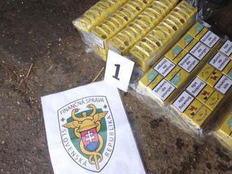 Finančná správa odhalila najväčšiu výrobňu nelegálnych cigariet