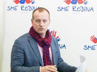 Hnutie Sme rodina - Boris Kollár sa po novom bude volať iba Sme rodina