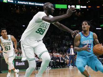 Môže byť najvyšší v NBA. Senegalský obor pred pár rokmi hrával futbal