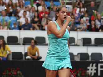 Kužmová rozosmutnila Linz, Murray po dva a pol roku uspel na turnaji Masters