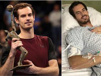 Vo februári nevedel pohnúť nohou. Titánový Murray sa opäť naučil vyhrávať