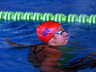 Slovenský rekord a bronz. Dojatý tréner mal z výkonu Podmaníkovej zimnicu