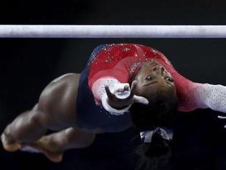 Odpútala sa od ruskej legendy. Bilesová má rekordných 21 medailí z MS