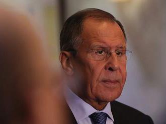 Lavrov: Američania hrajú s Kurdmi veľmi nebezpečné hry
