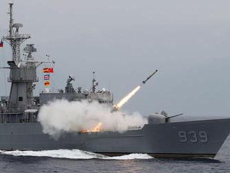 Čínsky minister obrany: Nikto nemôže zabrániť zjednoteniu Taiwanu s Čínou