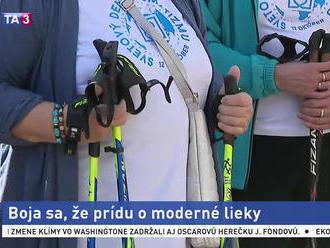 Na Slovensku žijú desaťtisíce reumatikov. Boja sa, že prídu o lieky